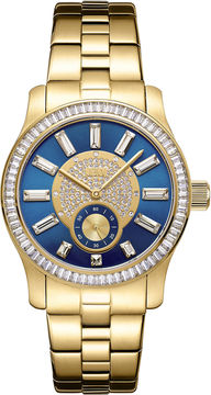 JBW Diamond Womens Gold Tone Bracelet Watch-J6349b