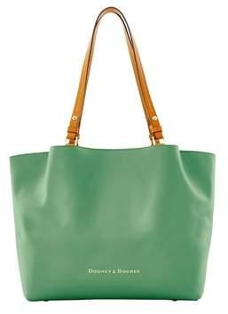 Dooney & Bourke City Flynn Shoulder Bag. - PISTACHIO - STYLE