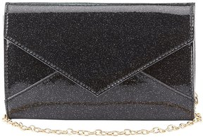Glitter Envelope Crossbody Bag