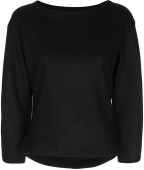ESTNATION crew neck jumper