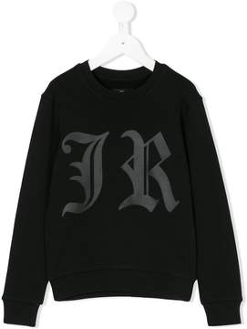 John Richmond Kids JR print sweatshirt