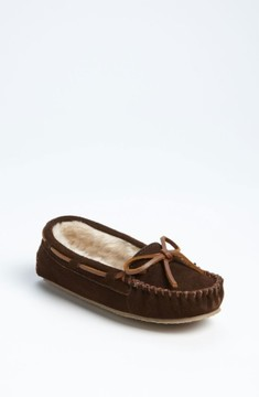 Minnetonka Girl's 'Cassie' Slipper
