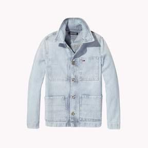 Tommy Hilfiger TH Kids Railroad Stripe Jacket