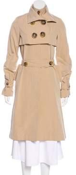 Doo.Ri Single-Breasted Long Coat