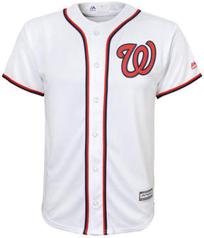Majestic Washington Nationals Replica Jersey, Big Boys (8-20)