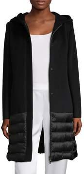 Cinzia Rocca Women's Hooded Long Coat