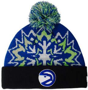 New Era Atlanta Hawks Glowflake Knit Hat