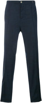 Pt01 Traveller relaxed fit trousers