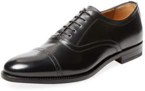 Antonio Maurizi Men's Lace-Up Leather Shoe