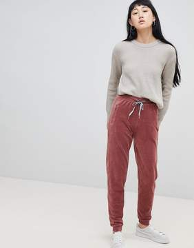 B.young Velvet Joggers