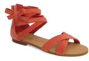 Sole Society Women's Sana Wraparound Sandal