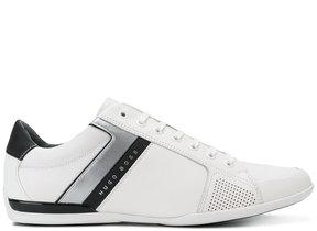 HUGO BOSS stripe detail low top sneakers