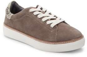 Liebeskind Berlin Round Toe Lace-Up Sneakers