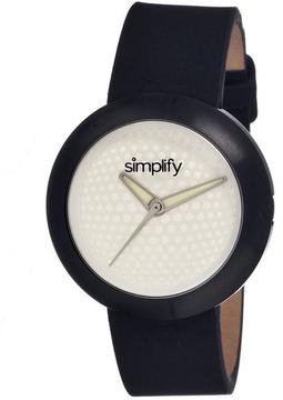 Simplify The 1200 Collection 1206 Unisex Watch