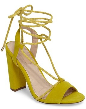 Topshop Women's Reno Ankle Tie Sandal