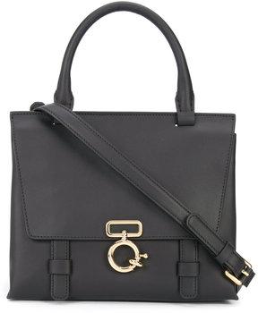 Derek Lam 10 Crosby buckled satchel