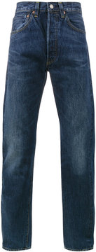 Levi's 1947 501 Vintage Stone Washed Denim Jeans