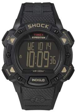 Timex Men's Expedition Full Size CAT Shock Watch T498969J