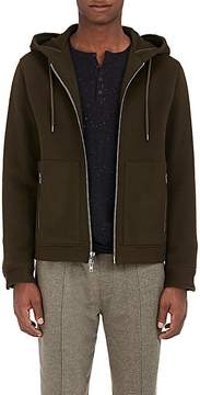 ATM Anthony Thomas Melillo Men's Wool-Blend Felt Hooded Jacket