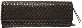 Roberto Cavalli Leather Clutch Purse