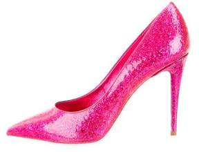 Giamba Glitter Pumps w/ Tags
