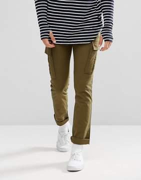 New Look Cargo Pants In Khaki