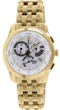 Citizen Men's Eco Drive BL8006-58A Gold Stainless-Steel Eco-Drive Watch