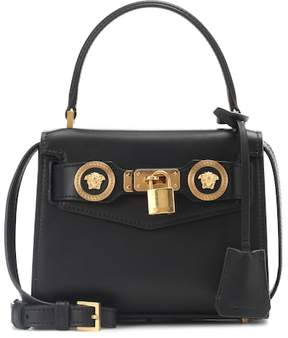 Versace Small Icon leather tote