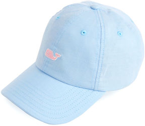 Vineyard Vines Girls Oxford Baseball Hat