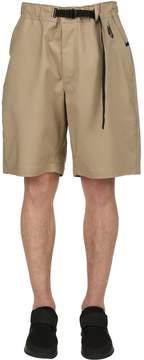 Nike Woven Stretch Cotton Shorts