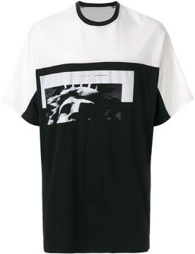Julius oversized printed T-shirt