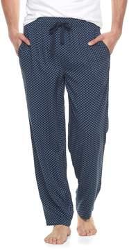 Chaps Big & Tall Woven Sleep Pants