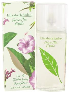 Green Tea Exotic by Elizabeth Arden Eau De Toilette Spray for Women (3.4 oz)