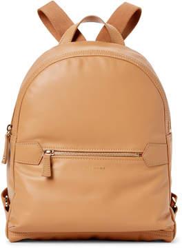 Longchamp Natural 2.0 Medium Leather Backpack