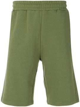 Fila logoed track shorts