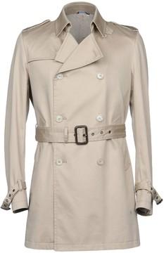 Grey Daniele Alessandrini Overcoats