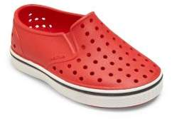Native Baby's, Toddler's & Kid's Miles Perforated Skate Sneakers