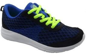 Champion Boys' Limit Performance Athletic Shoes Black/Blue