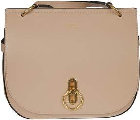 Mulberry Saddle Hand Bag