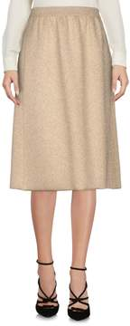 Charlott Knee length skirts