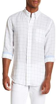 Brooks Brothers Checkered Long Sleeve Sport Fit Shirt