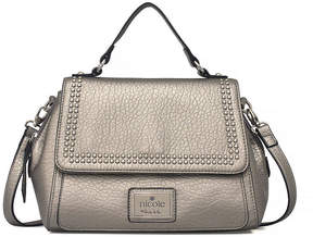 Nicole Miller Nicole By Sharon Top Handle Satchel