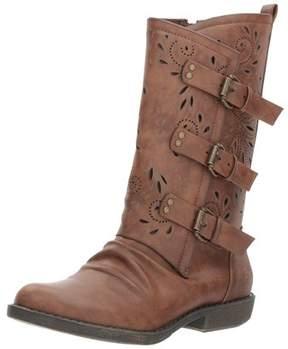 Blowfish Womens Amimi Round Toe Mid-calf Fashion Boots.