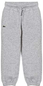 Lacoste Grey Branded Sweatpants