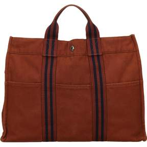 Hermes Toto tote - BROWN - STYLE