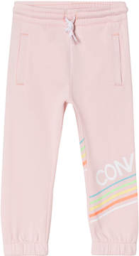 Converse Pink Summer Stripe Capri Jogger