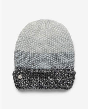 Express ombre beanie