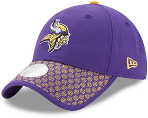 New Era Women's Minnesota Vikings Sideline 9TWENTY Cap