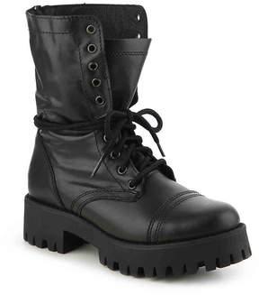 Steve Madden Olly Combat Boot - Women's