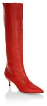Paul Andrew Leather Slouchy Boots